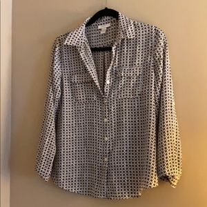 Loft non-iron dress shirt